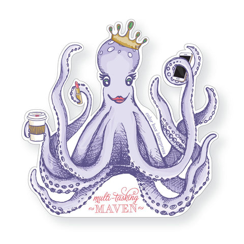 Sticker | Octopus