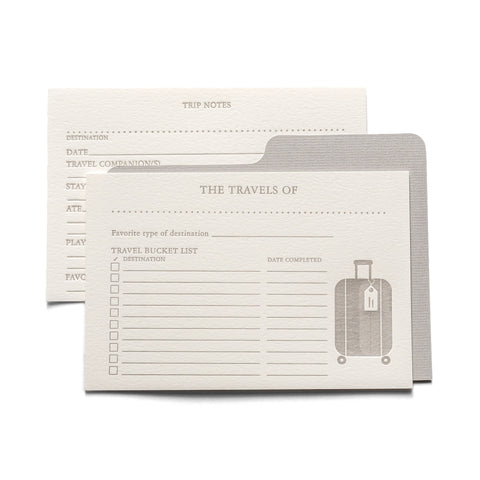 Keepsake Travel Box Refill