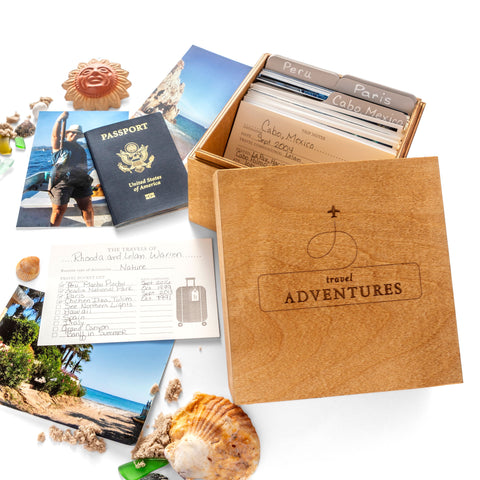 Keepsake Travel Box