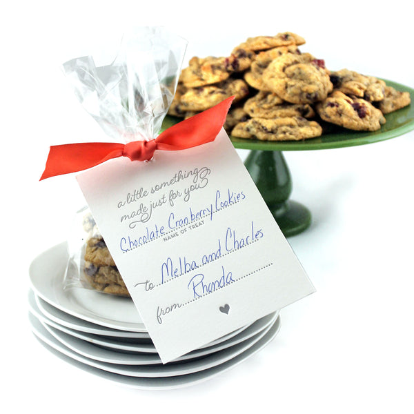 Home Baked Treat Tags