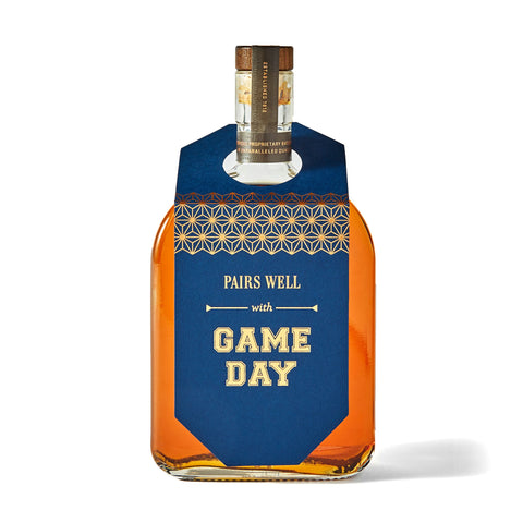 Game Day | Wine & Spirit Tag