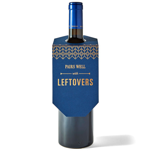 Leftovers | Wine & Spirit Tag