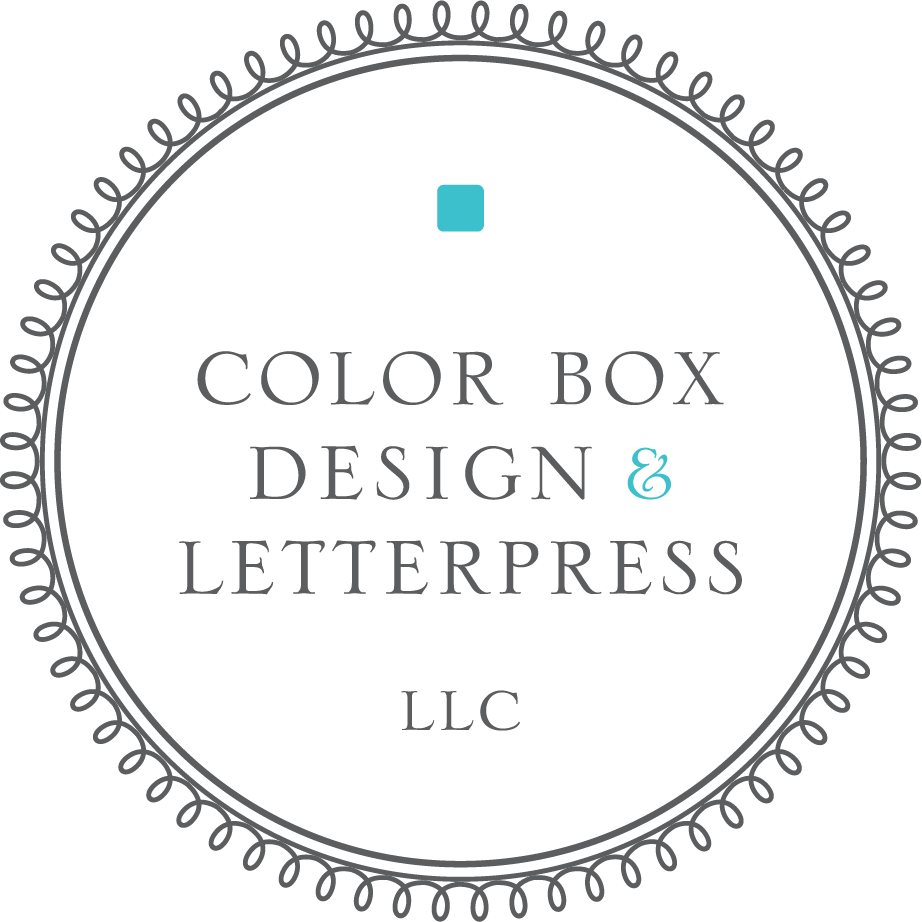 Color Box Letterpress