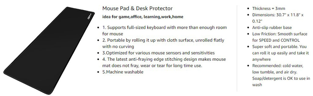 diy mouse pad