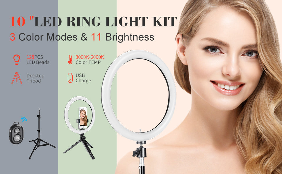 LDE ring light