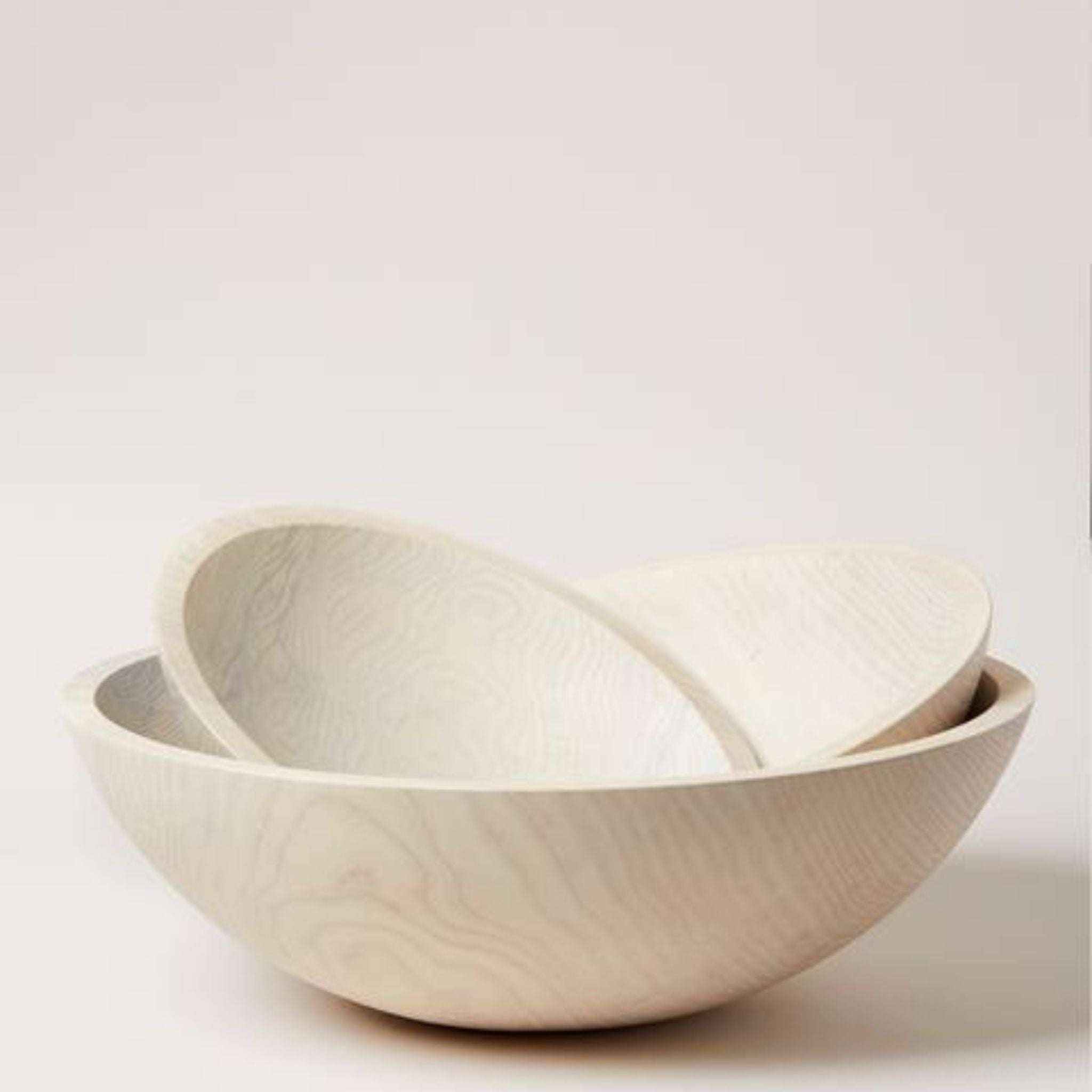 Wooden Bowl 15""