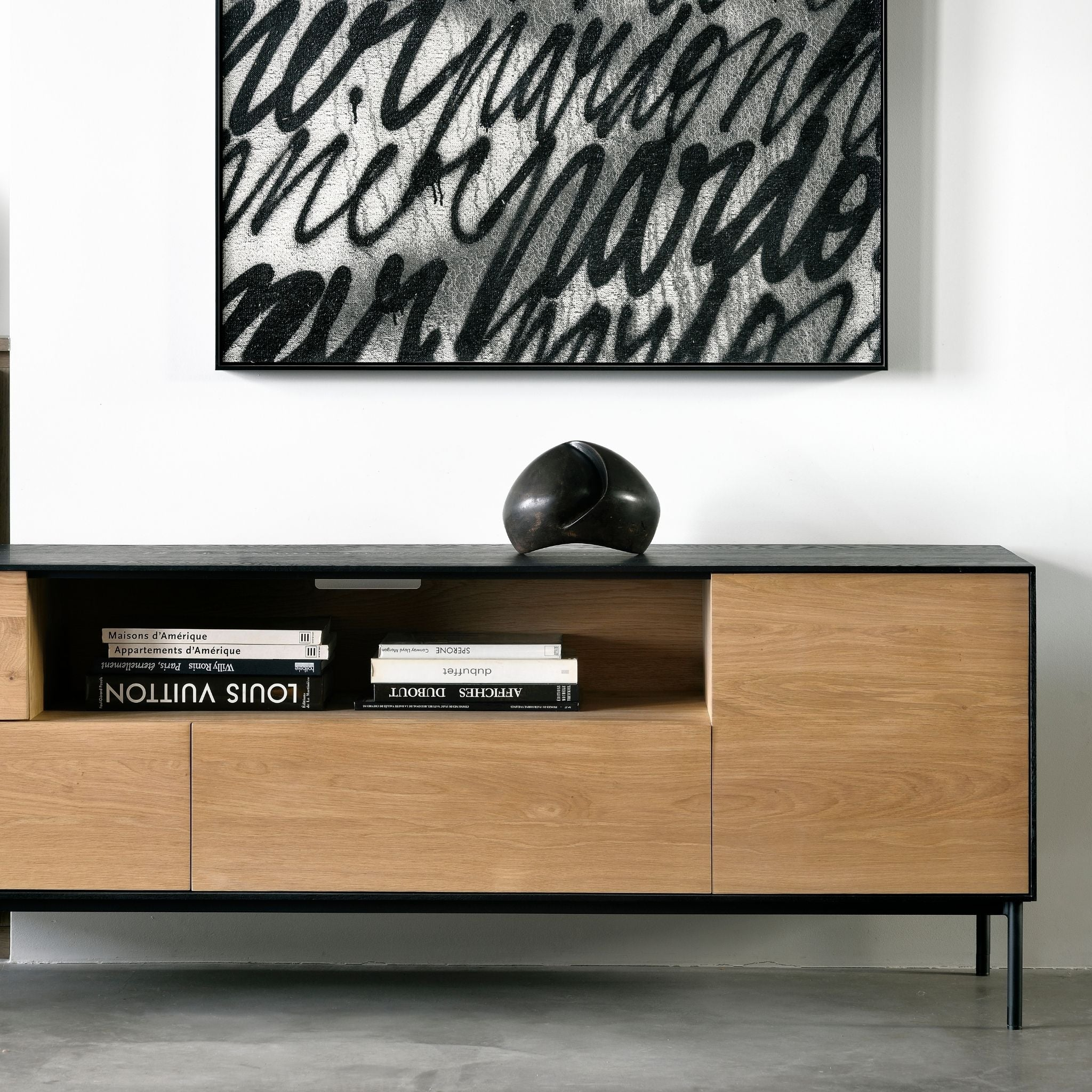 Blackbird TV Console
