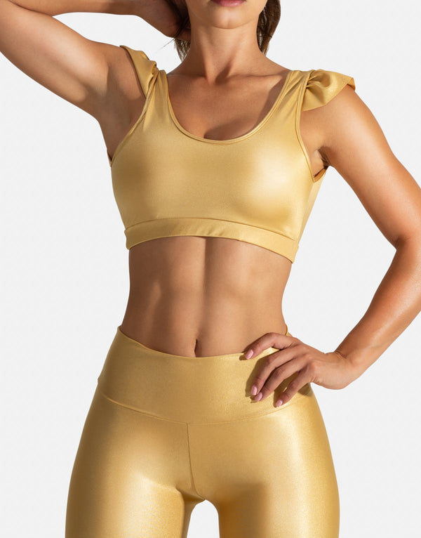GOLD SHINE TOP