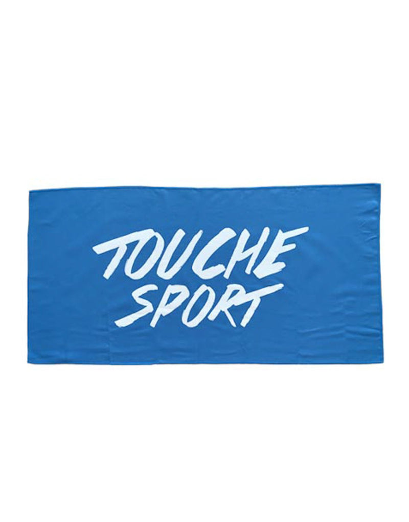 BLUE GYM TOWEL