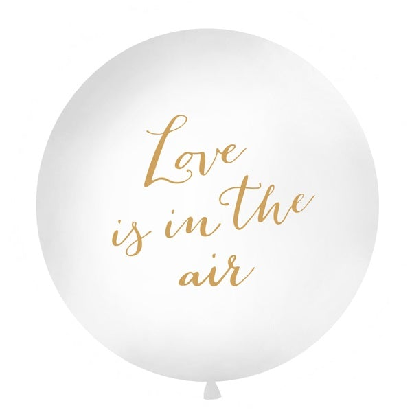 Love Is In The Air Giant 1m Balloon