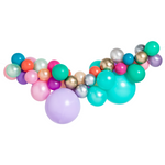 Mermaid Large Balloon Garland