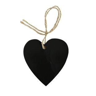 Load image into Gallery viewer, Mini Blackboard Heart Tag
