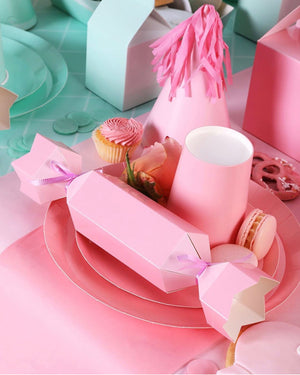 Load image into Gallery viewer, Pastel Pink Cups (10 pack)