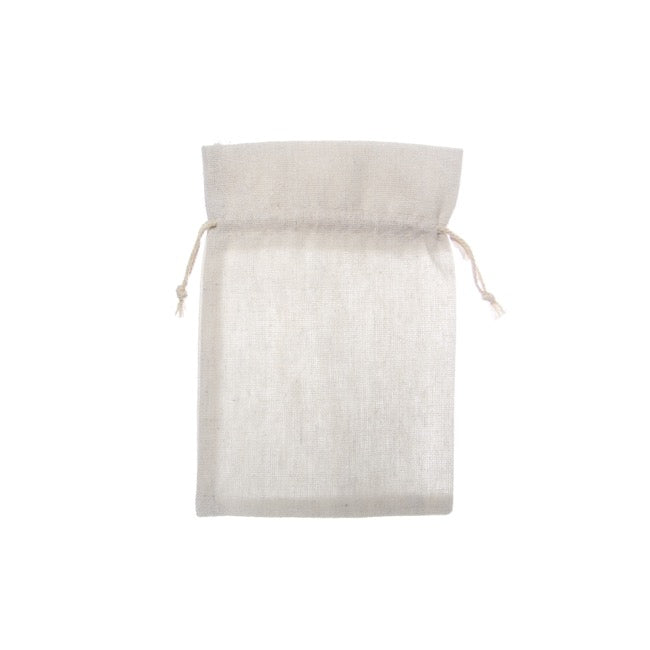 Calico Medium Favour Bags (10 pack)