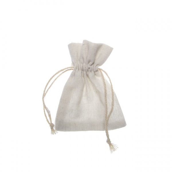 Calico Small Favour Bags (10 pack)