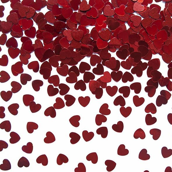 Red Heart Mini Confetti