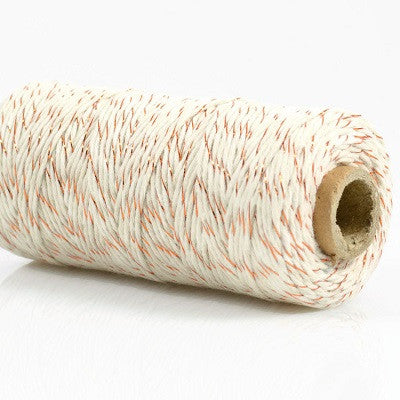 Copper Shimmer Bakers Twine (100m)
