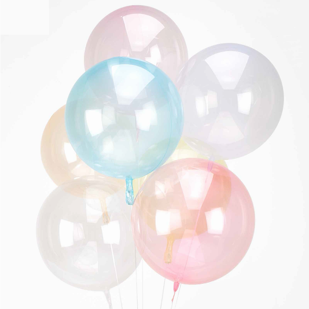 Crystal Clearz Clear Balloon