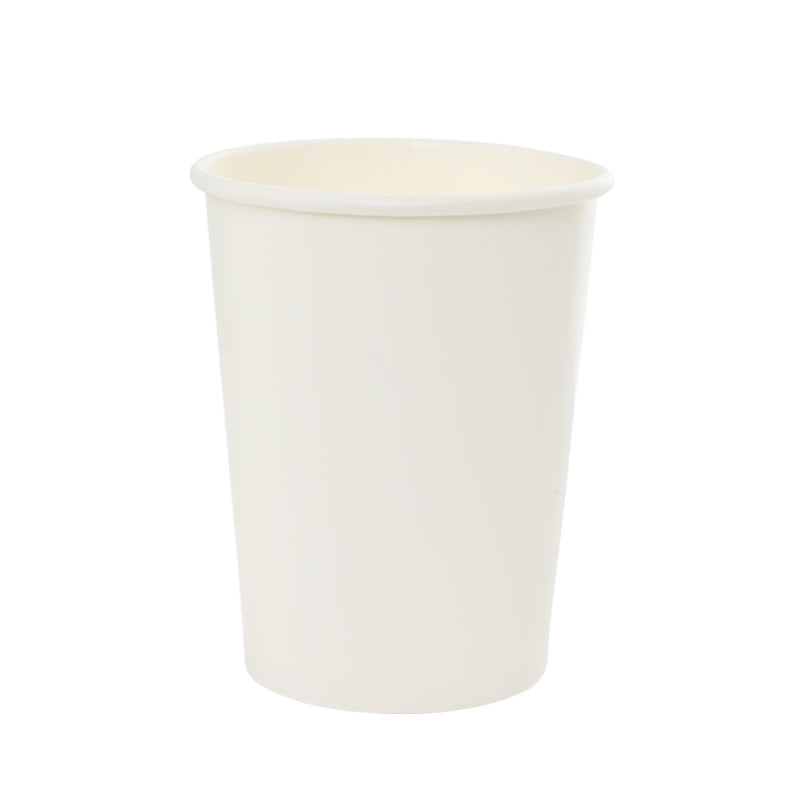 White Cups (10 pack)