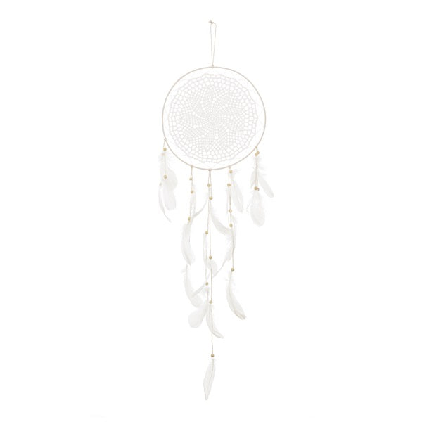 Load image into Gallery viewer, White Dreamcatcher