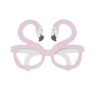 Flamingo Glasses (8 pack)