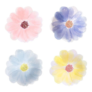 Flower Garden Small Plates (8 pack)