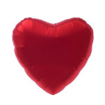Red Foil Heart Balloon
