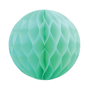 Load image into Gallery viewer, Mint Honeycomb Ball 25cm