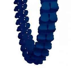 Load image into Gallery viewer, Navy Blue Honeycomb Garland (4m)
