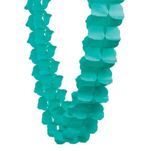 Load image into Gallery viewer, Turquoise Honeycomb Garland (4m)
