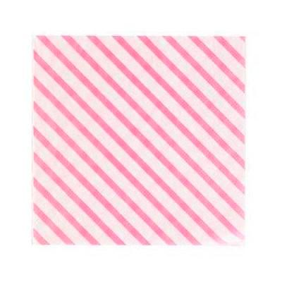 Neon Rose Cocktail Napkins (20 pack)