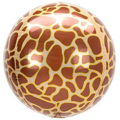 Load image into Gallery viewer, Giraffe Orbz Balloon
