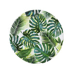 Tropical Palm Leaf Plates (8 pack)