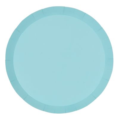 Load image into Gallery viewer, Pastel Blue Dinner Plates (10 pack)