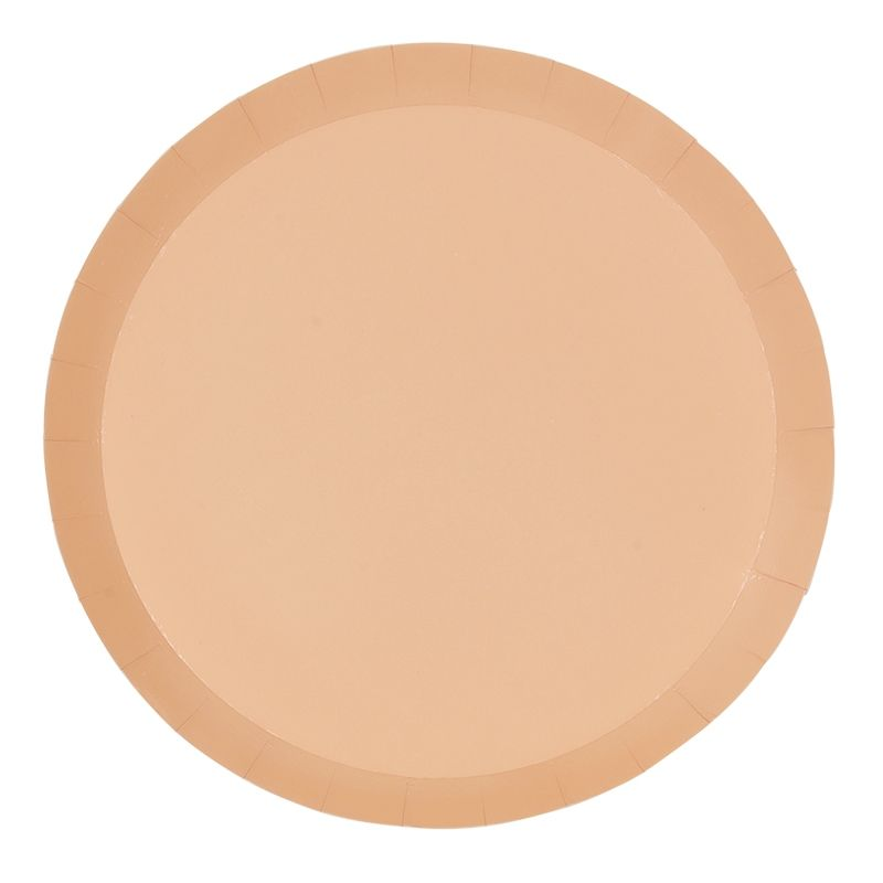 Load image into Gallery viewer, Pastel Peach Dinner Plates (10 pack)
