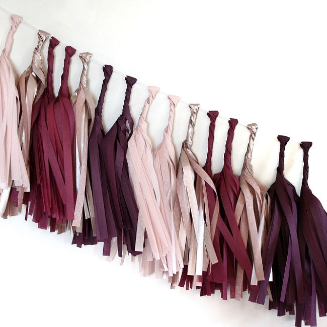 Sultry Tassel Garland Kit