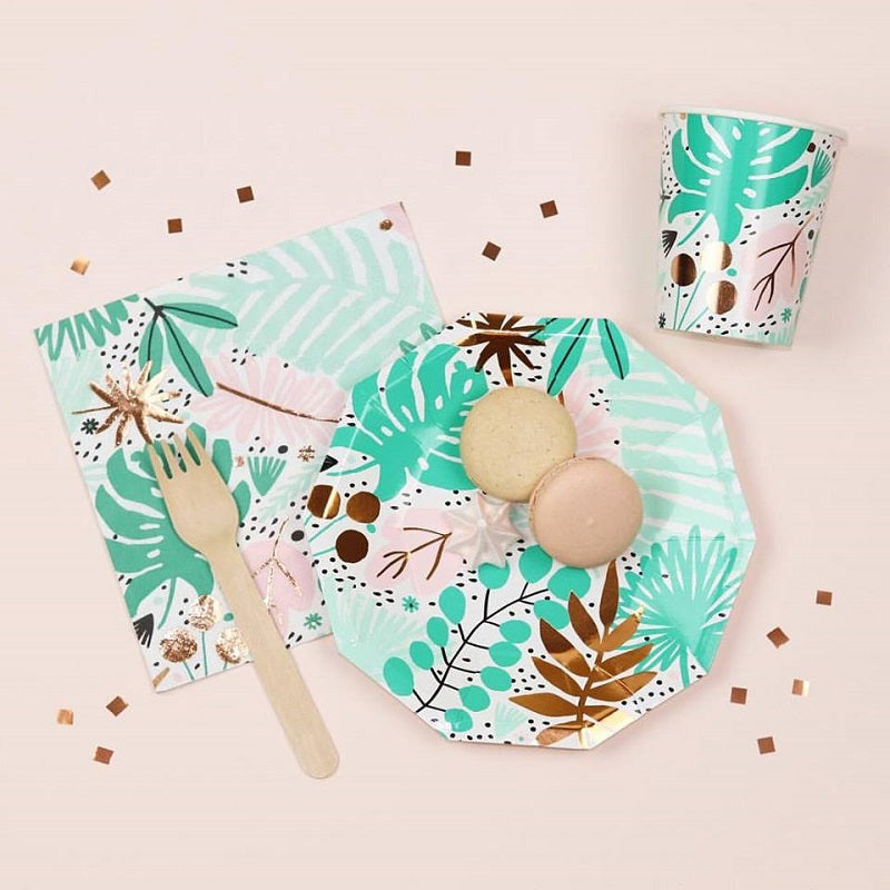 Tropicale Cups (8 pack)