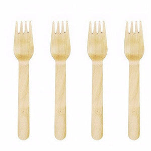 Wooden Forks (25 pack)