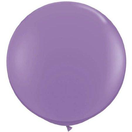 Load image into Gallery viewer, Lilac Giant 90cm Round Balloon