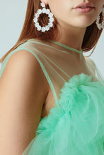 Load image into Gallery viewer, Angel Tulle Top in Mint Green