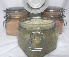 Load image into Gallery viewer, Green Tea & Lemongrass Body Scrub (New)