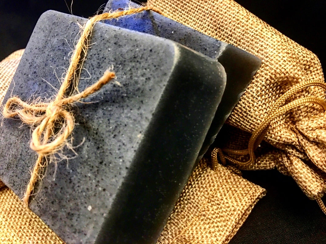 Delightful Detox (Activated Charcoal) Body Bar (Mens)