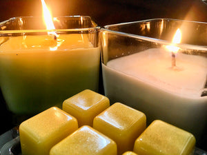 Hand Poured Scented Candle Melts