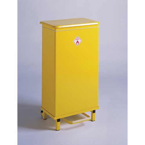 Clinical Waste Bin 70 litre various colours available