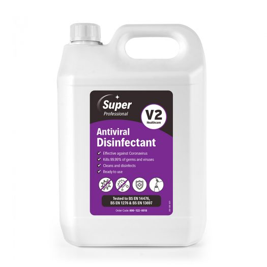 Super Antiviral Disinfectant 5 litre
