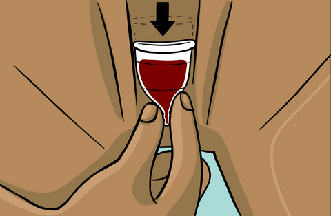 best periodt menstrual cup removal
