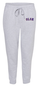 OLSH INDEPENDENT BRAND ADULT FLEECE JOGGERS