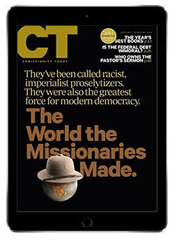 Christianity Today: Jan/Feb 2014