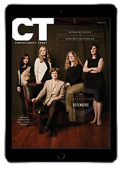 Christianity Today: April 2015