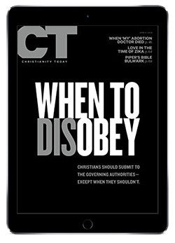 Christianity Today: April 2016